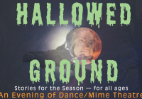 HALLOWED GROUND: Stories for the Season